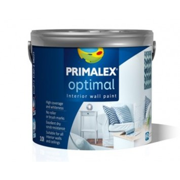 PRIMALEX OPTIMAL 10L BIJELA